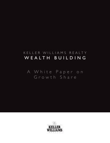 WEALTH BUILDING A White Paper on Growth Share