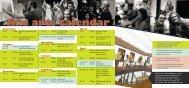 Fine Arts Calendar - Piedmont College