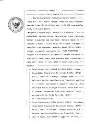 AKTA NOTARIS BMPS Pusat - Guru Indonesia