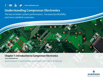 Understanding Compressor Electronics - Emerson Climate ...