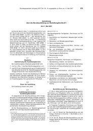 Ausbildungsverordnung/Ausbildungsrahmenplan (PDF)