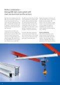 Demag KBK light crane system - Poduri rulante - Page 2