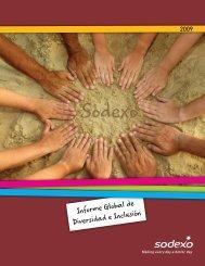 Informe Global de Diversidad e Inclusión - I am Sodexo