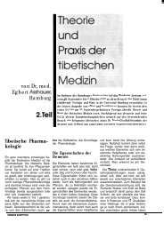 Heft 22 Tibet & Buddhismus