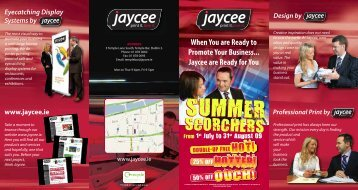 larger gloss posters - Jaycee