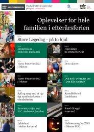 Oplevelser for hele familien i efterårsferien - Odense Bys Museer