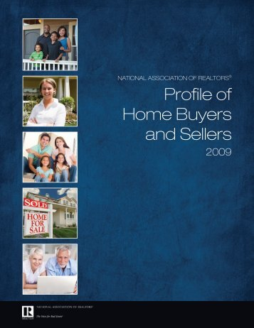 Profile of Home Buyers and sellers - ABoR.com