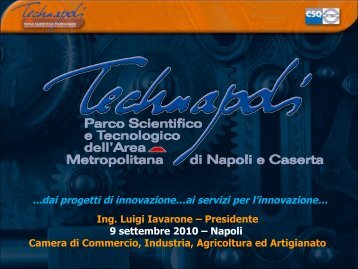Luigi Iavarone - Technapoli