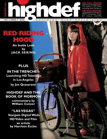 RED RIDING HOOD - HighDef