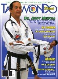 Master Andrew Fanelli - Taekwondo Times