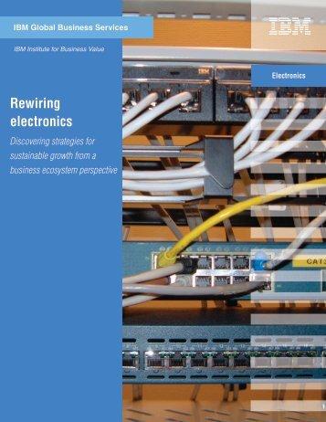 Rewiring electronics - IBM