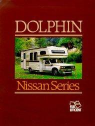 1984 Dolphin Nissan Brochure - Rvguidebook.com