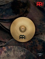 CYMBALS 2004 - Share