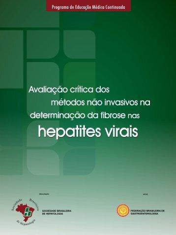 hepatites virais - Sociedade Brasileira de Hepatologia