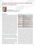 hepatites virais - Sociedade Brasileira de Hepatologia - Page 3