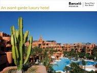 Hotel - Barcelo.com