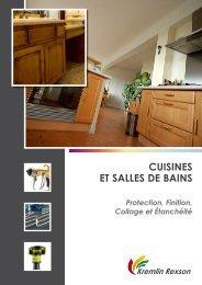 cuisines et salles de bains - Kremlin Rexson