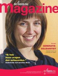 Magazine - deMens.nu