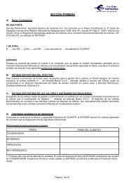 SECCIÓN PRIMERA - Ibercaja