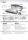 Saturn A3/A4 Manual - Fellowes - Page 2