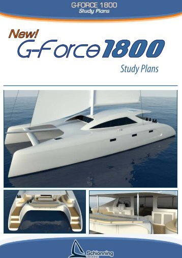 G-Force 1800 Study Plans - Schionning Designs