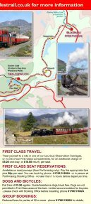 How to get here - Ffestiniog & Welsh Highland Railways - Page 7