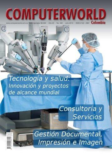 Tecnología y salud - Computerworld Colombia