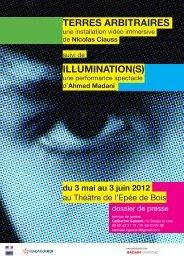 terres arbitraires illumiNatioN(s) - La Strada et compagnies