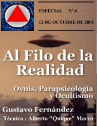 [AFR] Suplemento de - Archivos Forteanos Latinoamericano.