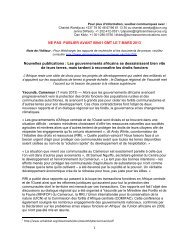 rapide - Rights and Resources Initiative