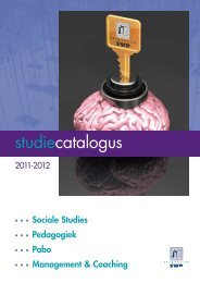 studiecatalogus - swphost.com