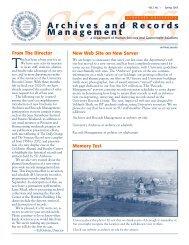 Volume 2 Number 1 - Archives - Syracuse University