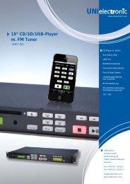 Datenblatt URD 1001 - Ela-Data GmbH