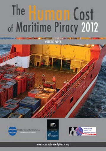 Somali Piracy - Oceans Beyond Piracy
