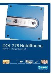DOL 278 Notöffnung - Skov A/S