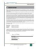 e nvironmental - John Dixon & Associates - Page 6
