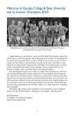 Orientation Book 2010 | Undergraduate Admissions | Georgia College - Page 5