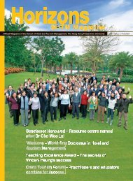 Download - School of Hotel & Tourism Management - The Hong ...