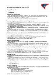 INTERNATIONAL JU-JITSU FEDERATION Competition Rules - tsv ...