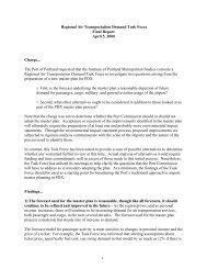 1 Regional Air Transportation Demand Task Force Final Report April ...