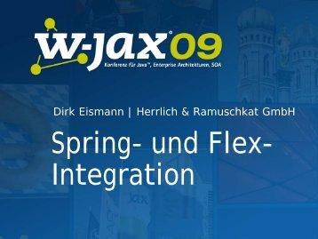 Flex SDK 3 - Herrlich & Ramuschkat