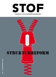 Strukturreform - Stof