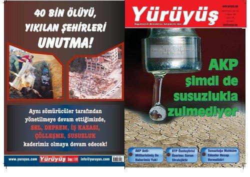 AKP AKP UNUTMA!