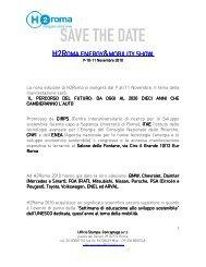 Per scaricare questa news in formato pdf clicca qui - H2Roma