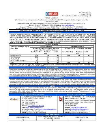 sebi guidelines for corporate governance pdf