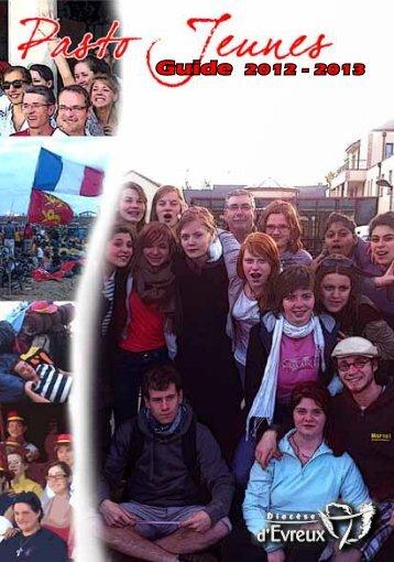 www 1 Guide 2012 - 2013 - Diocèse d'Evreux