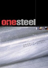 2001 Annual Report - OneSteel