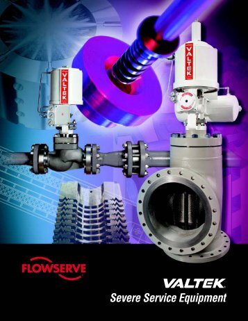 Valtek Severe Service Equipment