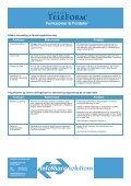 TeleForm Funksjoner og Fordeler - InfoShare Solutions - Page 2
