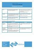 TeleForm Funksjoner og Fordeler - InfoShare Solutions - Page 3